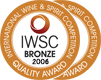 THE INTERNATIONAL WINE AND SPIRIT COMPETITION